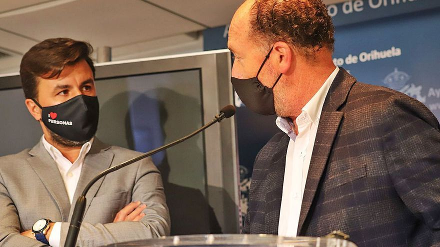 Bascuñana acusa a Cs de imponer condiciones con «irregularidades» para votar el presupuesto