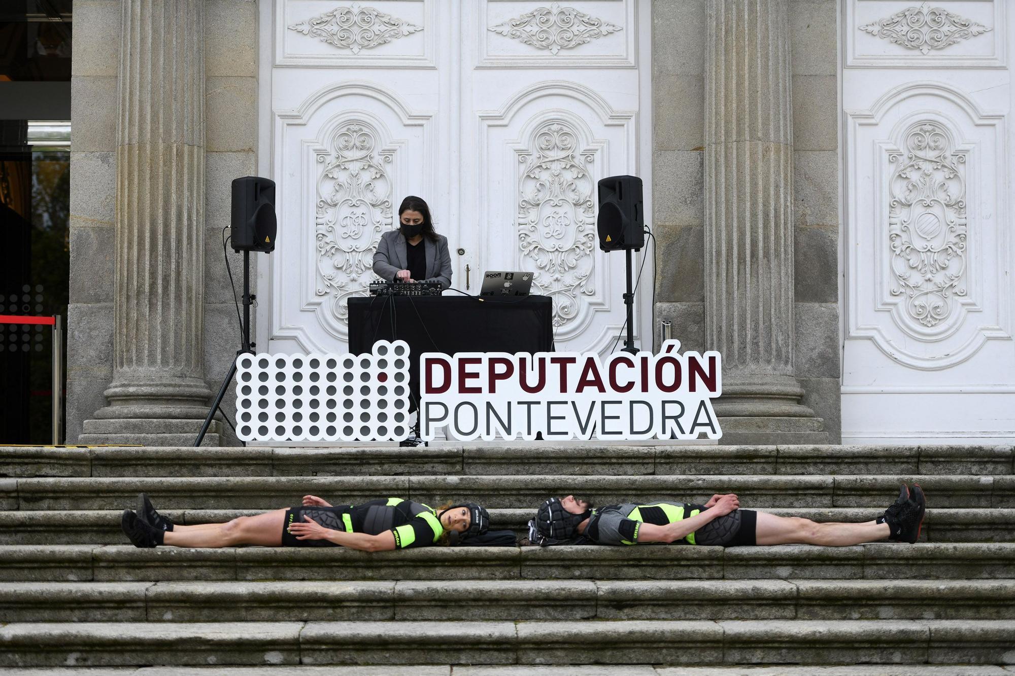Pontevedra celebra el Día de la Danza