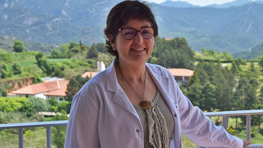 «Treballem per convertir-nos en un hospital que impulsi la recerca i la docència a Berga»