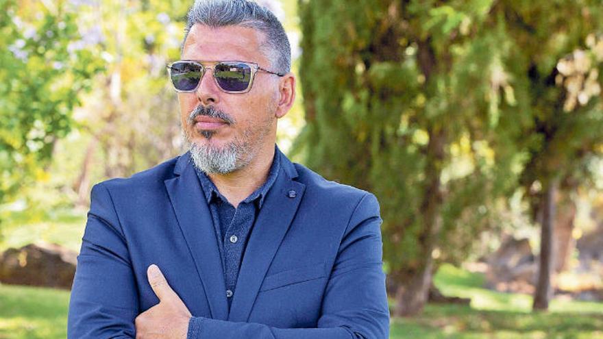 """Jairo Núñez: """"El mercado canario es muy corto y frágil y tenemos un exceso de oferta cultural"""""""