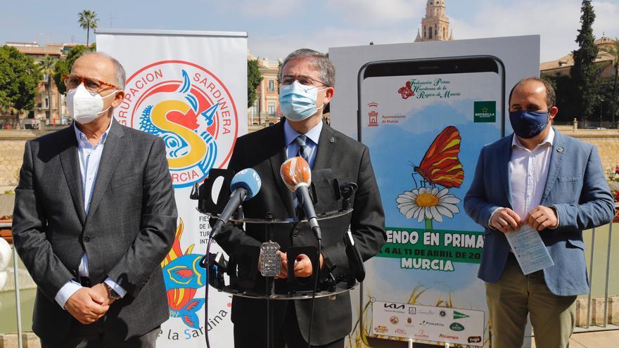 Programa 'alternativo' de las Fiestas de Primavera 2021 en Murcia