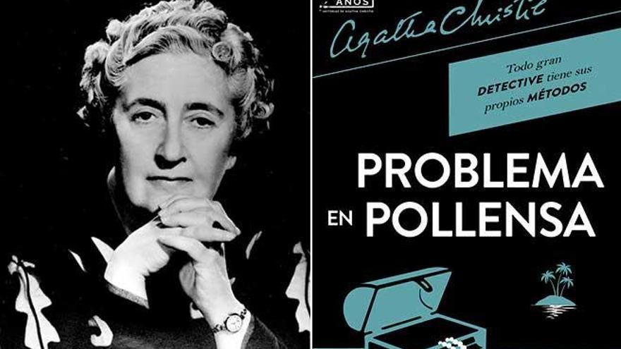 'Problema en Pollensa' de Agatha Christie se reedita después de años descatalogado