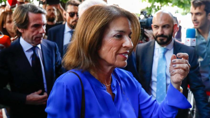 El Tribunal de Cuentas absuelve a Ana Botella de la venta de pisos a fondos buitre