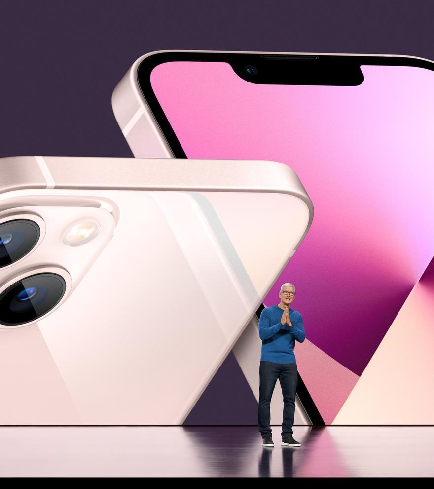 Apple produirà 10 milions d'iPhone 13 menys per la falta de processadors