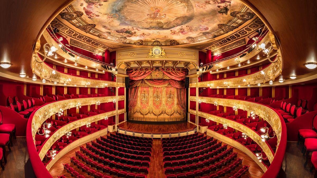 Teatre Principal de Palma.