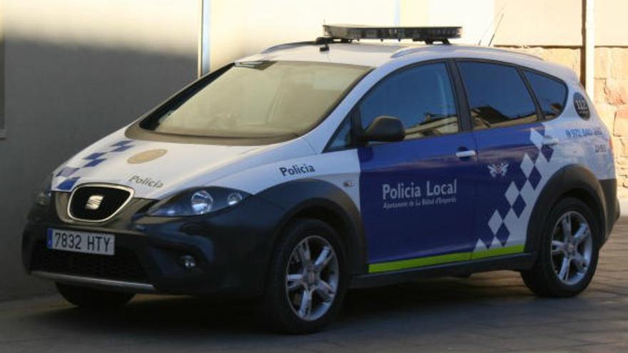 La Policia de la Bisbal deté tres persones quan fugien de robar a la deixalleria