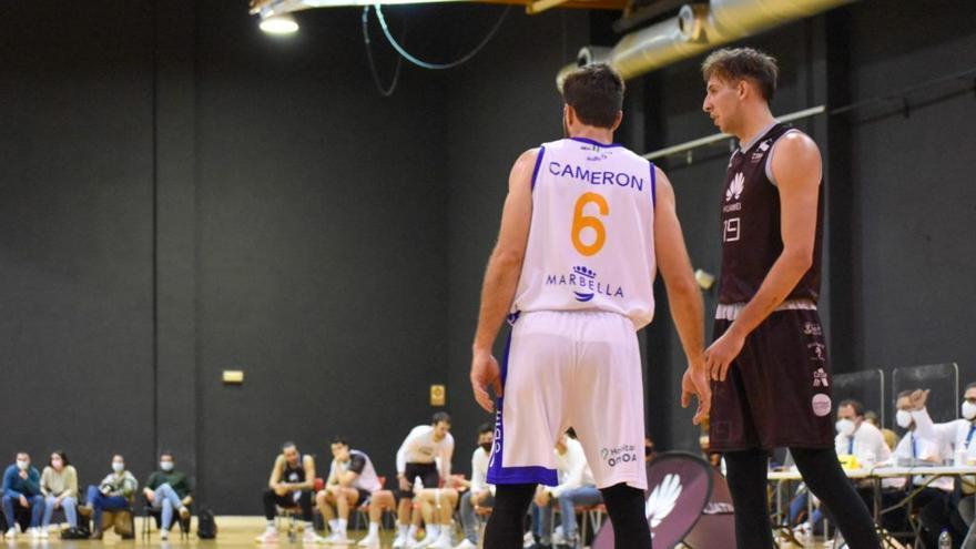El CB Marbella se estrena en la lucha por el ascenso a LEB Oro con el Albacete Basket