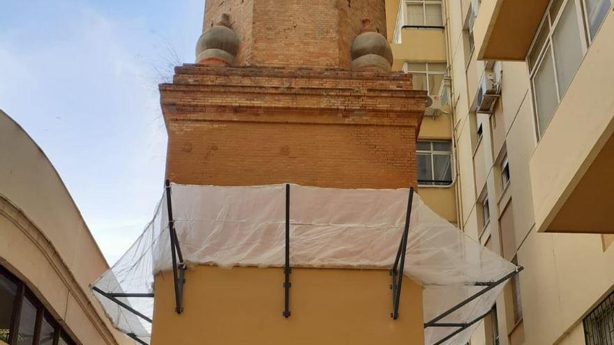 Se busca al dueño de la chimenea de La Malagueta