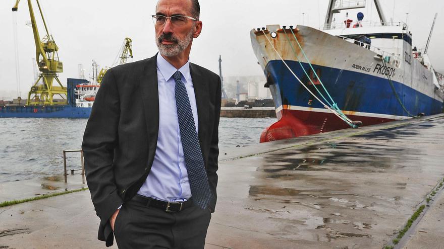 """""""Si estamos unidos con un proyecto común, el Puerto de Vigo es imparable"""""""