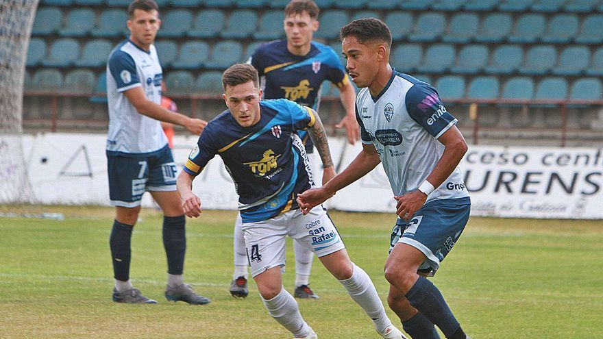 La derrota del Ourense CF consolida al Arzúa