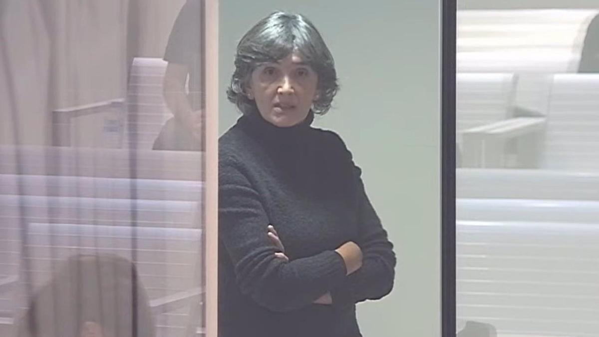 La etarra Soledad Iparaguirre, 'Anboto'.