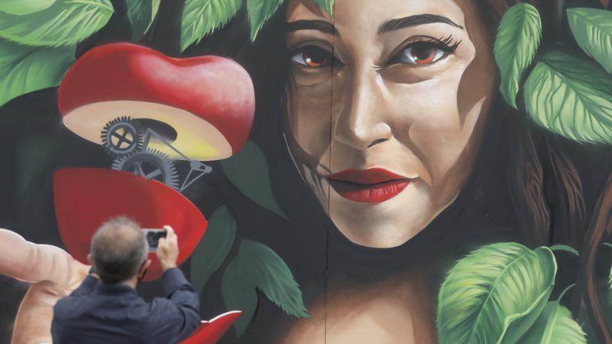 Lo mejor del festival de arte urbano Focart, en Avilés