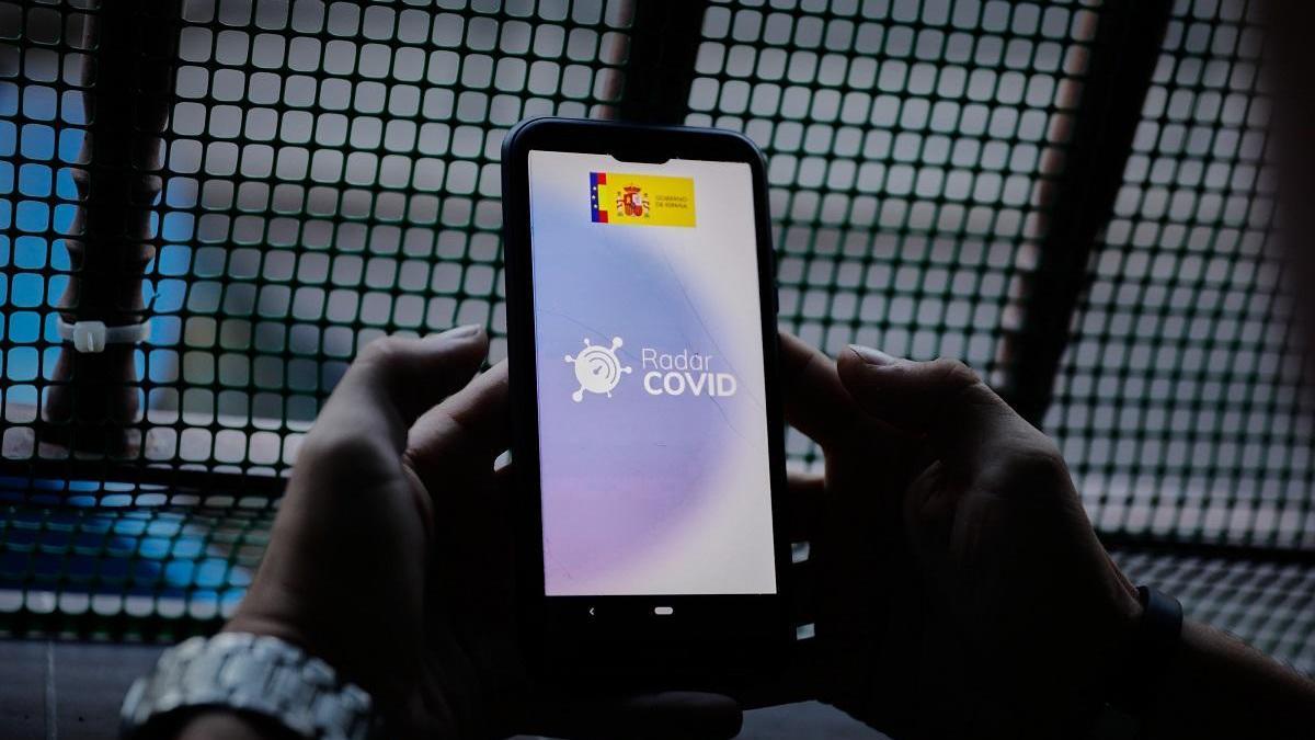 La aplicación funciona desde hoy en Málaga.