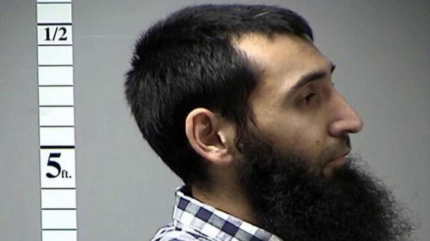 Trump pide la pena de muerte para el terrorista