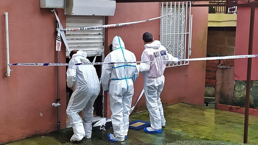 Los seis crímenes violentos que 'acordonan' la ciudad de Vigo