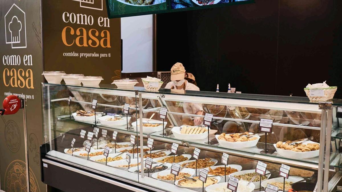 HiperDino launches its new takeaway food service Como en casa