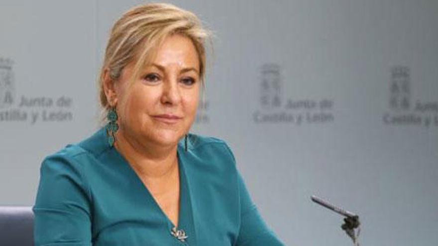 Rosa Valdeón, retenida al triplicar la tasa de alcoholemia