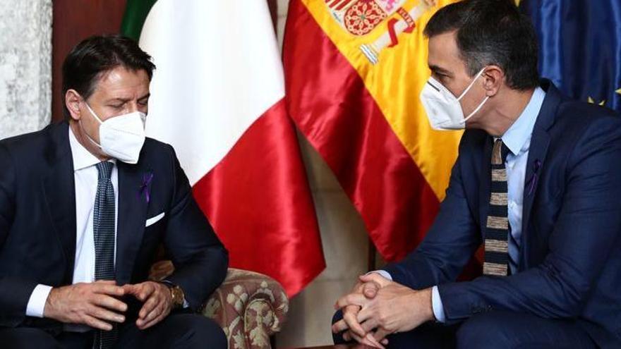 Pedro Sánchez sichert Hilfe für Balearen-Tourismus zu