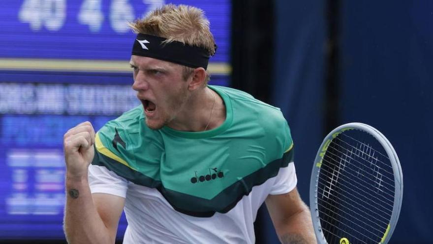 Davidovich cierra una temporada histórica alcanzando su mejor posición en el ranking ATP