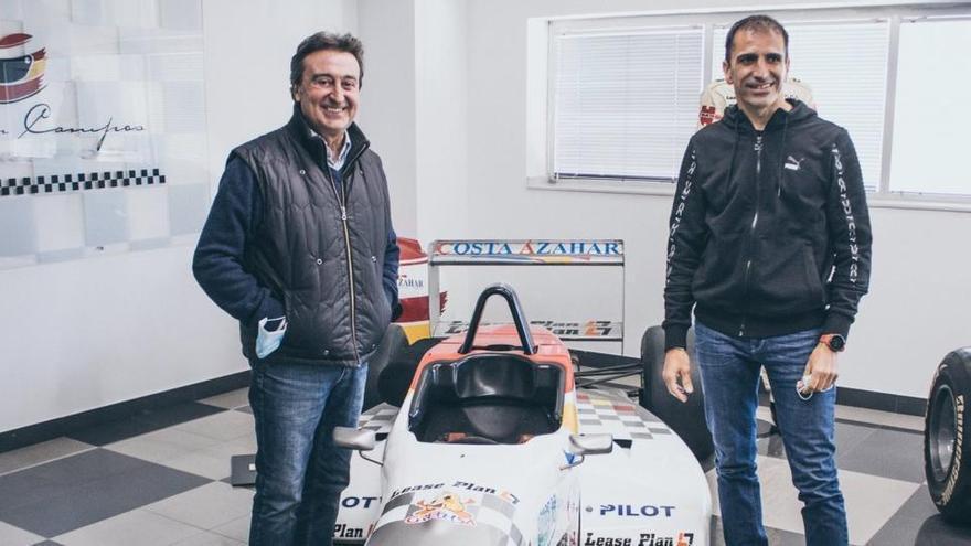Muere el expiloto español de Fórmula 1 Adrián Campos