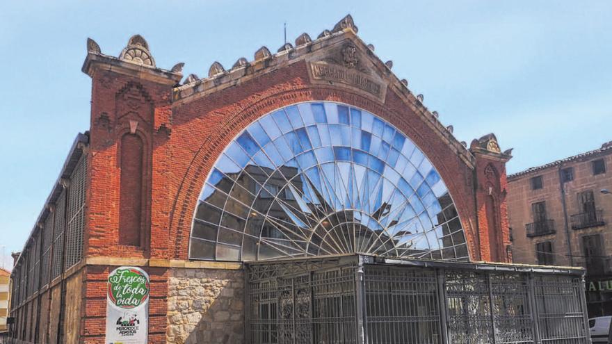 Zamora se olvida del 1,5% cultural y arreglará el Mercado y el Puente de Piedra con fondos propios