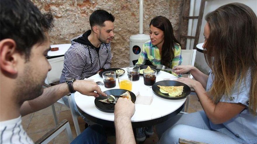 Los tapas reinan en bares y restaurantes de Vinaròs