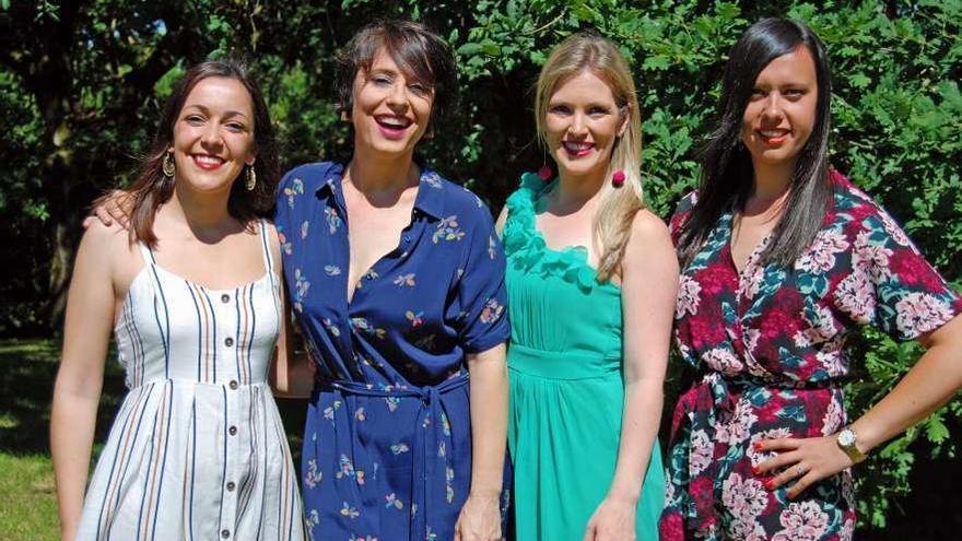 O programa 'Vaia Troula' participará esta noite nas Festas do Carme de Sada