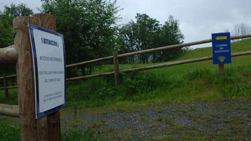 La Xunta da luz verde a la reclasificación de 120 hectáreas de Miño por el Camiño Inglés