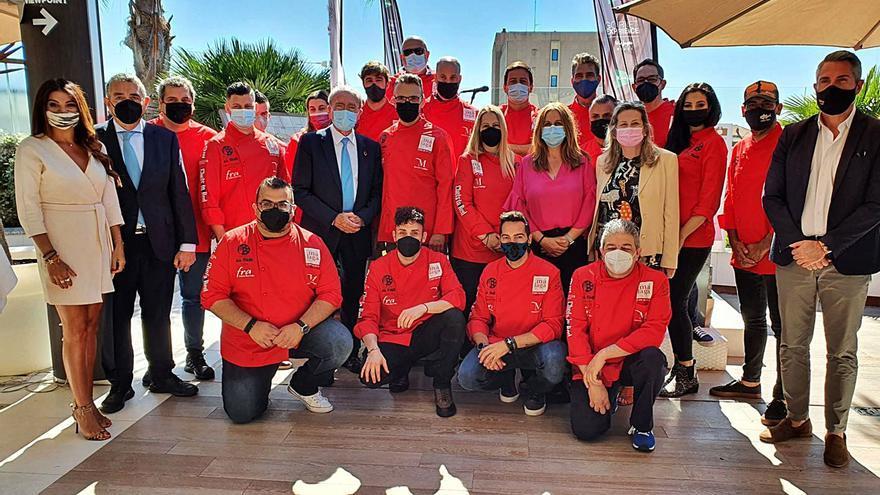 Málaga despega como capital creativa de la alta gastronomía