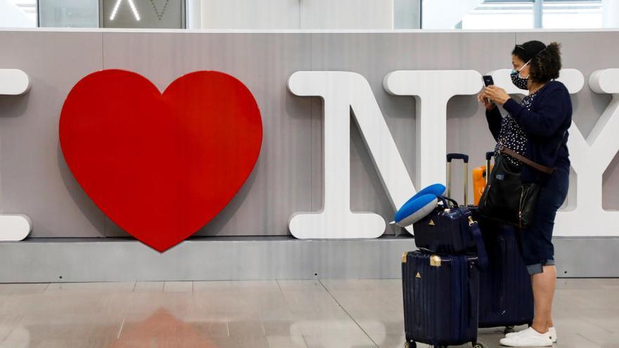Nueva York registra más de 1.000 casos en un día por primera vez desde junio