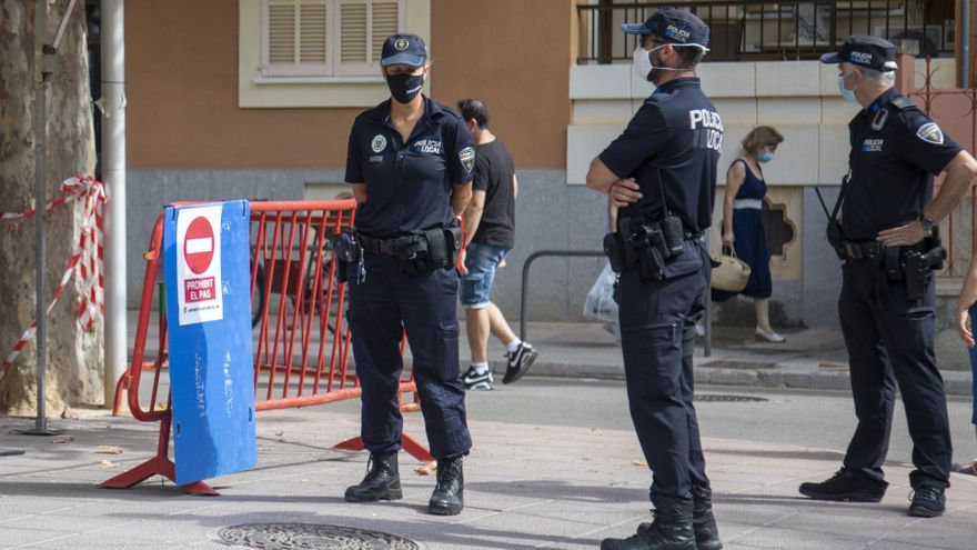 Policia Local Santa Maria