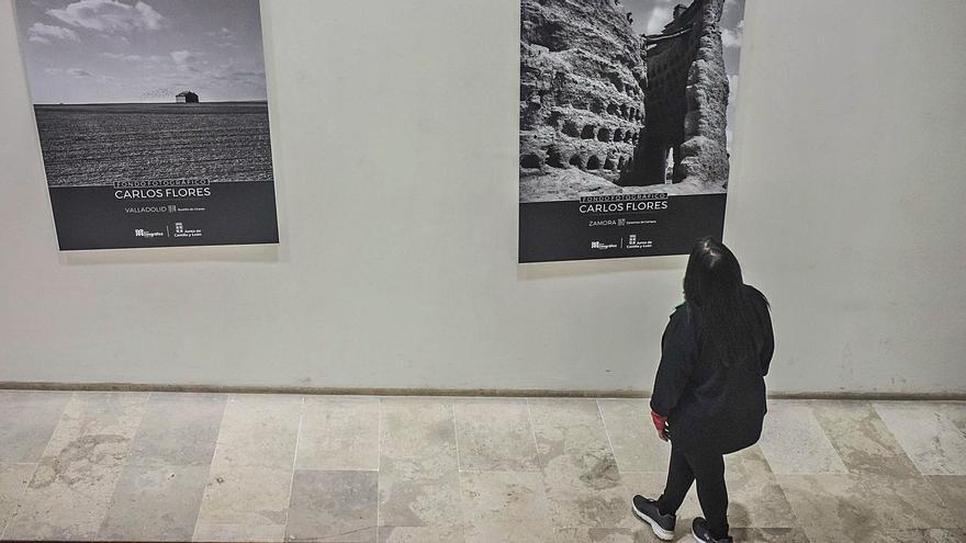 Carlos Flores en el Museo Etnográfico: el objetivo de los años setenta