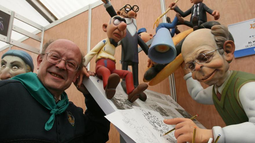 Sesenta años de Mortadelo y Filemón vistos desde València