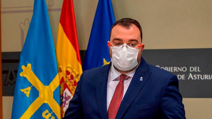 EN DIRECTO: Adrián Barbón comparece tras la conferencia de Presidentes Autonómicos