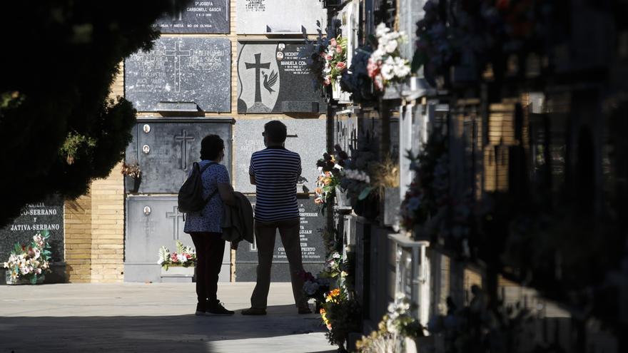 Cómo localizar un difunto en el Cementerio de València