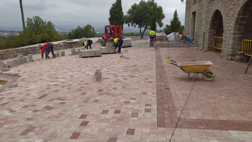 Betxí estrenará la reforma en Sant Antoni en septiembre con un concierto para 300 personas