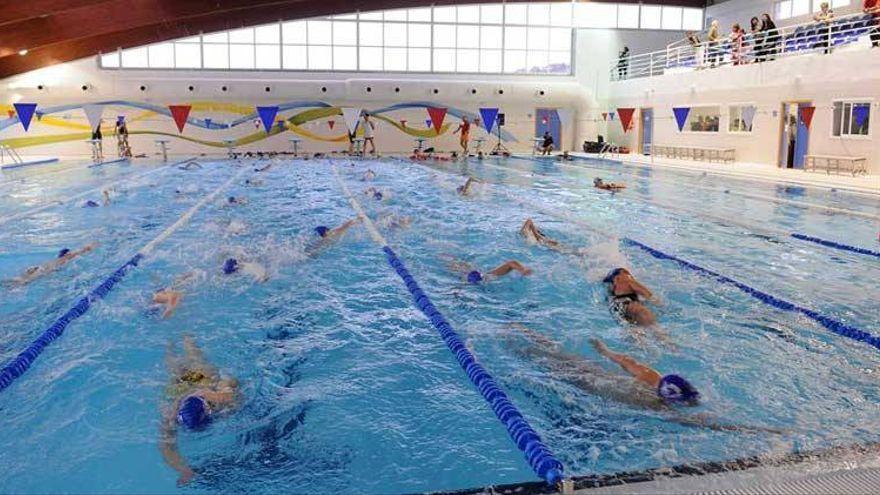 No habrá cursos de natación en la piscina bioclimática de Plasencia este trimestre