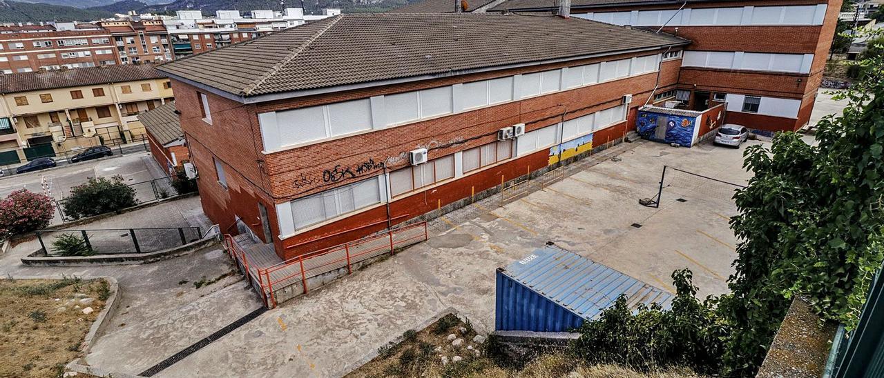 La Generalitat rehabilitará el instituto Andreu Sempere de Alcoy a través del Plan Edificant.  