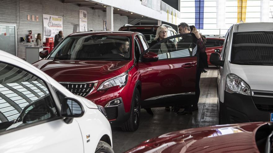 Zamora registra la mayor caída anual de ventas de coches usados