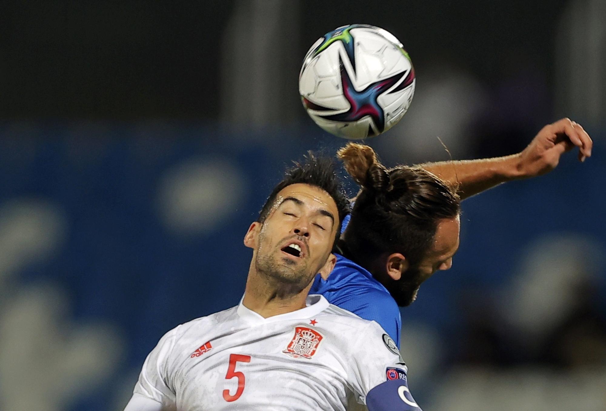 Clasificación para el Mundial de Catar: Kosovo - España