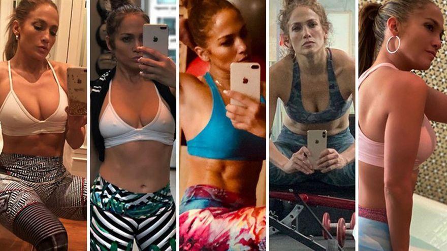 Las seis reglas de oro para adelgazar de la nutricionista de Jennifer López