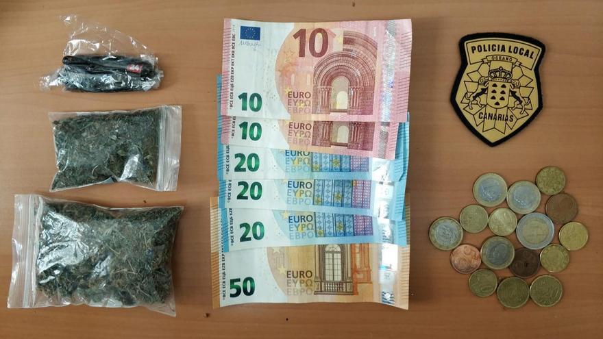 Tráfico de drogas en La Feria