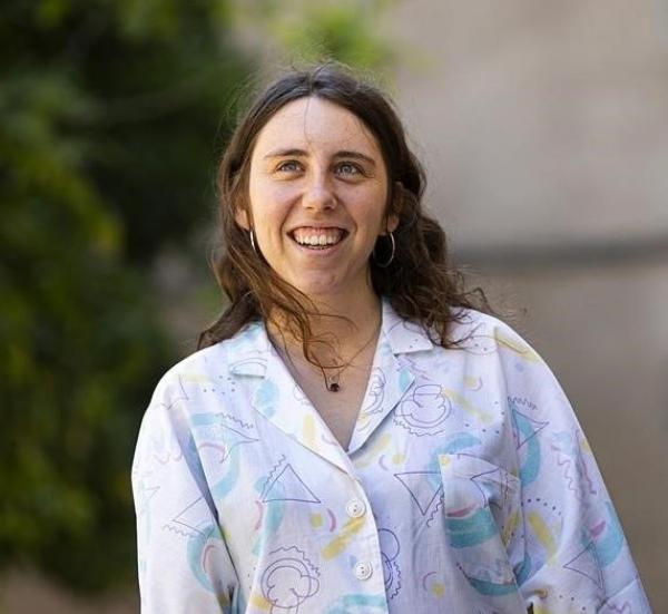 María Medem (Sevilla, 1994).