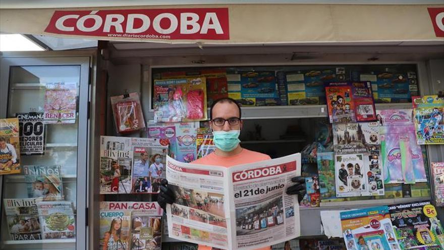 """José Luis Ortiz: """"La venta de prensa se está recuperando"""""""