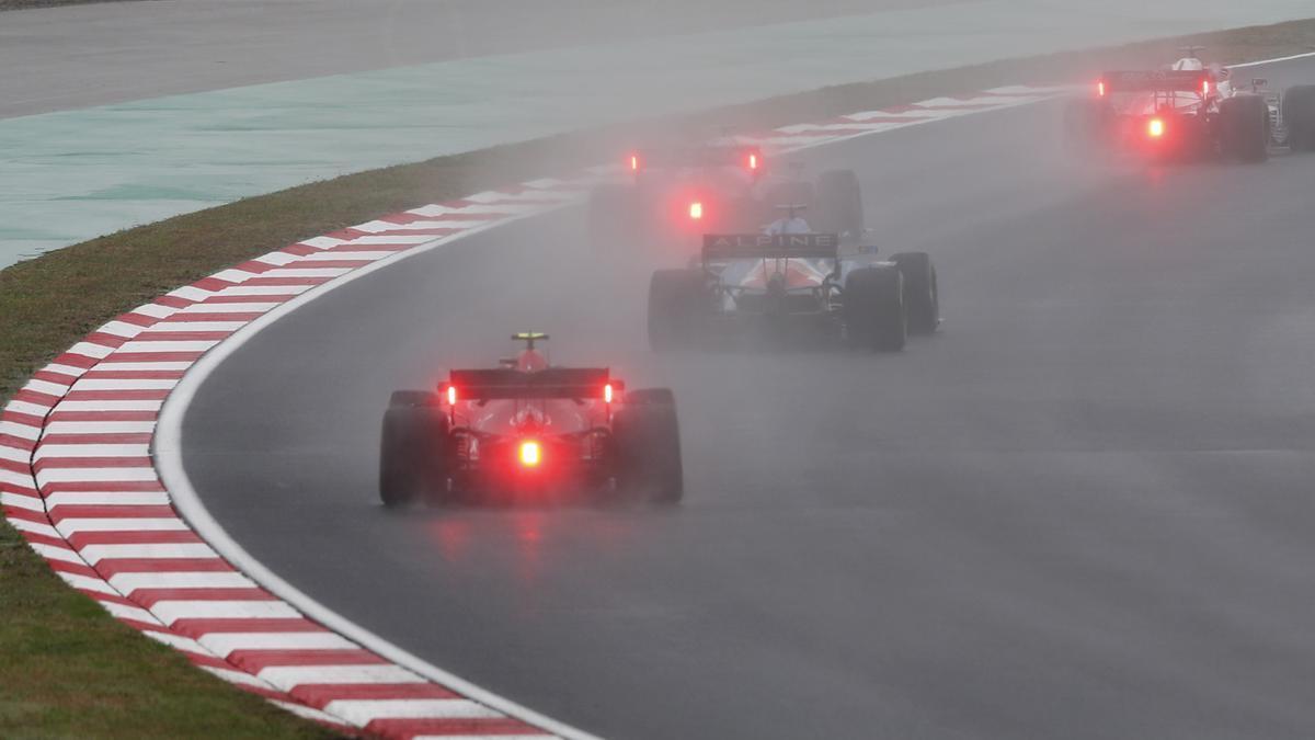 Las mejores imágenes del GP de Turquía de Fórmula 1