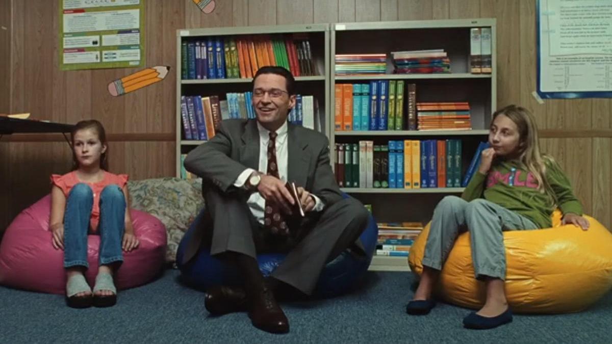 Hugh Jackman, en 'La estafa'.