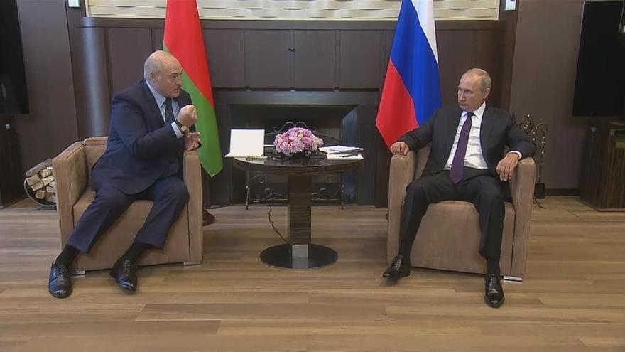 Rusia rechaza vuelos de la UE que evitan el espacio aéreo bielorruso