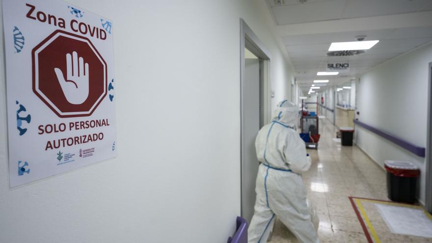 Sanitat registra 1.722 nuevas infecciones de covid en la Comunitat Valenciana