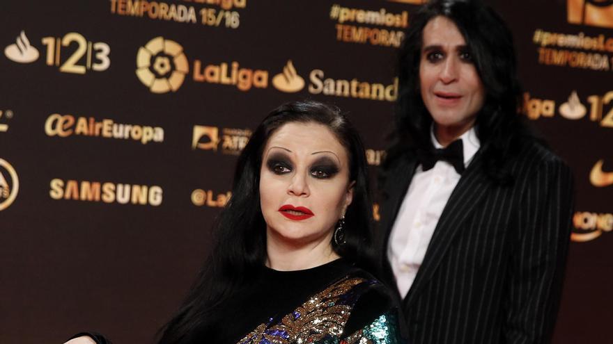 """Mario Vaquerizo y Alaska, sobre Victoria Abril: """"Cada maricón es un mundo y cada uno que piense lo que quiera"""""""