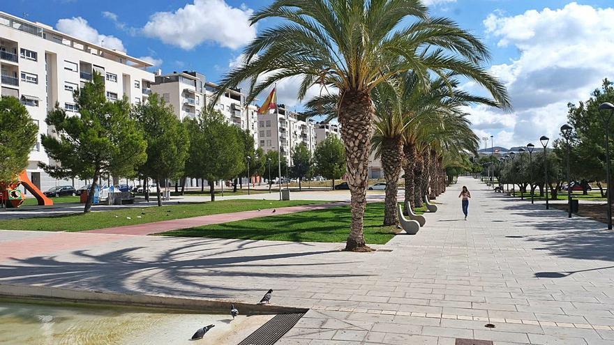 Siete municipios de Alicante, en el primer nivel de espacios verdes urbanos de la UE